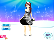Snowflake Ball Makeover