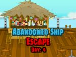 Abandoned Ship Escape 4