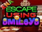 Ena Escape Using Smiley