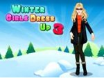 Winter Girls Dress Up 3