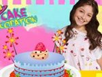 Soy Luna Cake Decoration