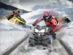 New Snowmobile Racing