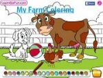 My Farm Coloring