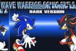 Wave Warrior Sonic EXE 2 Dark