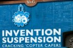 Invention Suspension