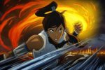 The Legend of Korra : Dark into Light