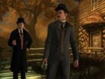 Sherlock Holmes Finds the Letters